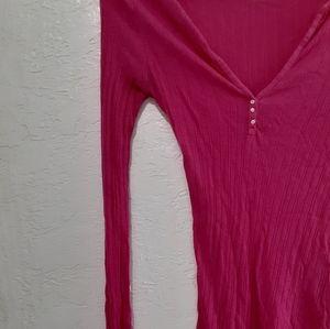 Pink American Eagle long sleeve
